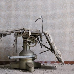 Urban photographer Isabelle Van Assche