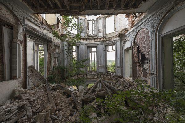 Urban photographer Christophe Van De Walle